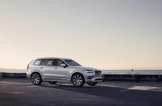 Foto von Volvo XC90