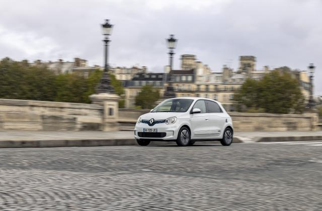 Foto von Renault Twingo E-Tech Electric