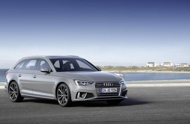 Foto von Audi A4 Avant