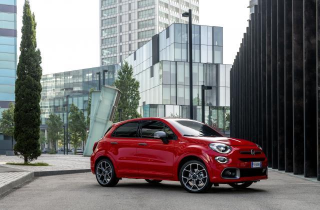 Foto von Fiat 500X