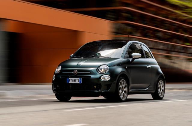 Foto von Fiat 500