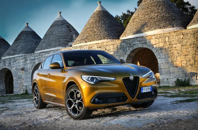 Foto von Alfa Romeo Stelvio