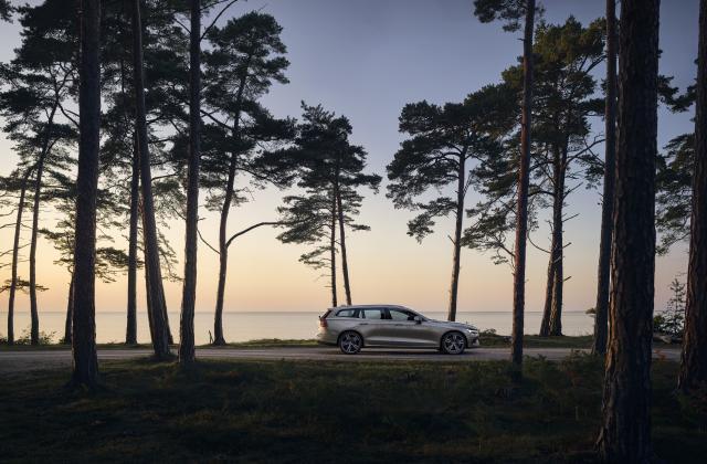 Foto von Volvo V60