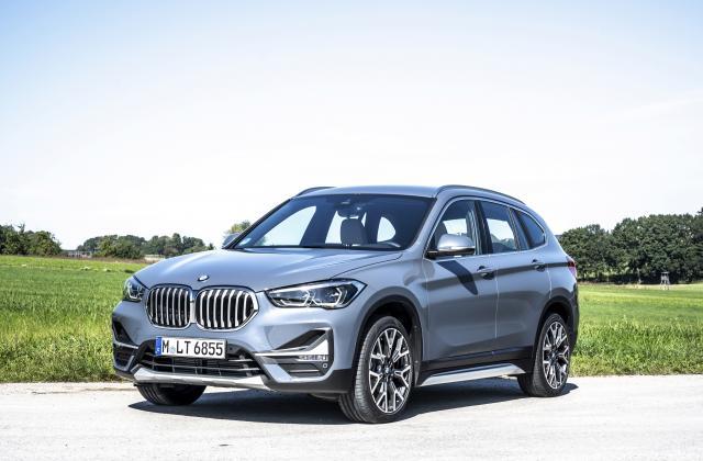 Foto von BMW X1