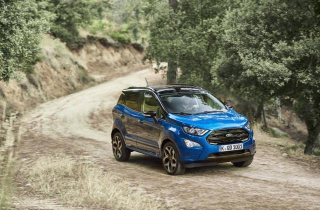Foto von Ford Ecosport