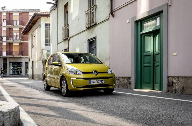 Foto von VW e-up!