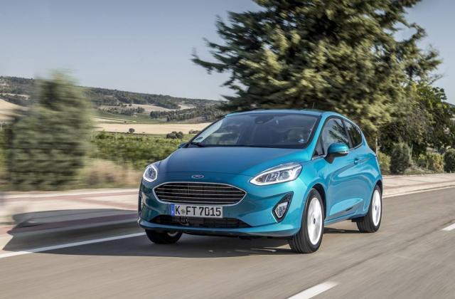 Foto von Ford Fiesta