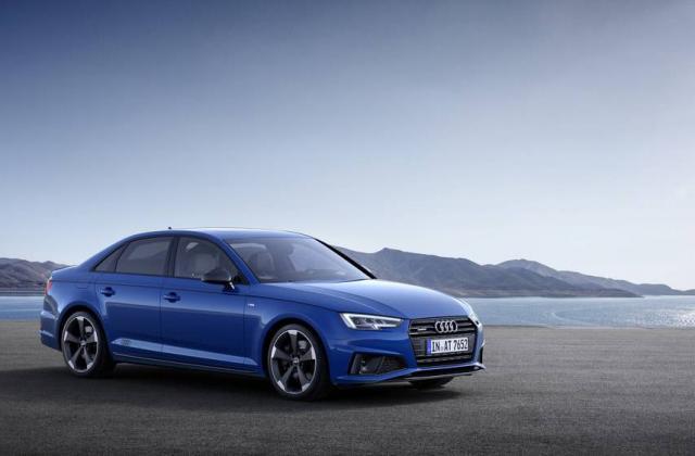Foto von Audi A4