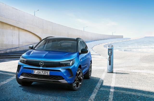 Foto von Opel Grandland