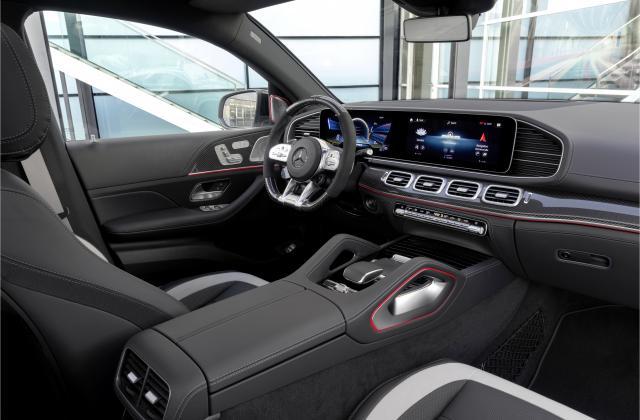 Foto von Mercedes AMG GLE Coupé