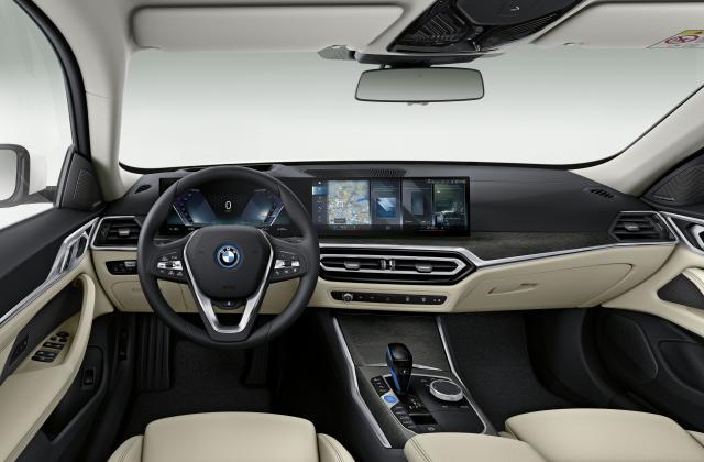 Foto von BMW i4