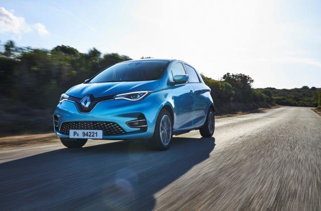 Foto von Renault ZOE E-Tech Electric