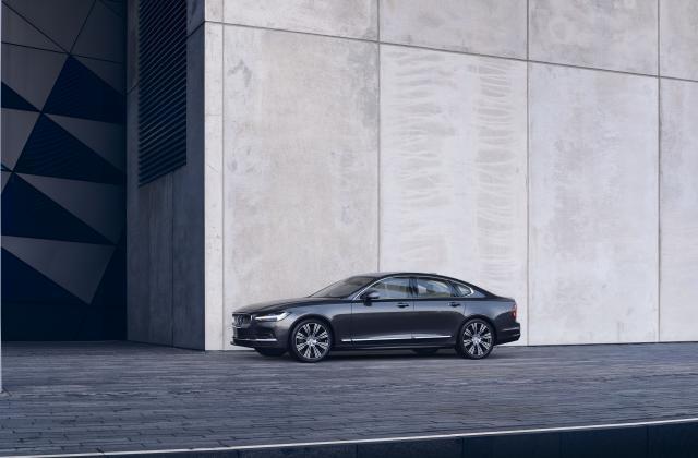 Foto von Volvo S90