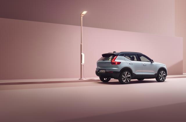 Foto von Volvo XC40 Recharge Pure Electric
