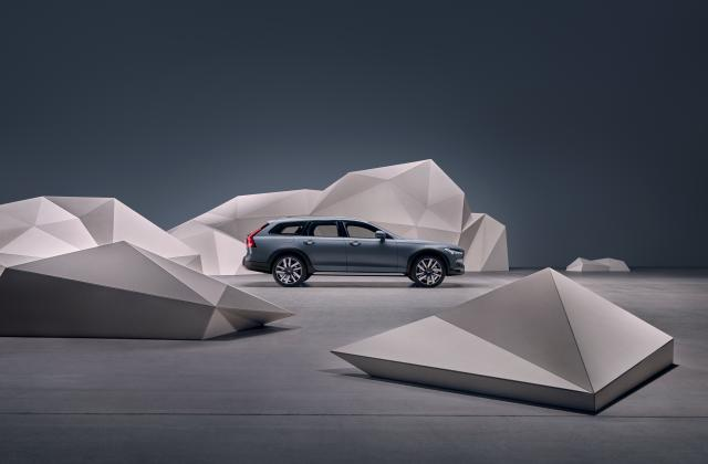 Foto von Volvo V90 CrossCountry