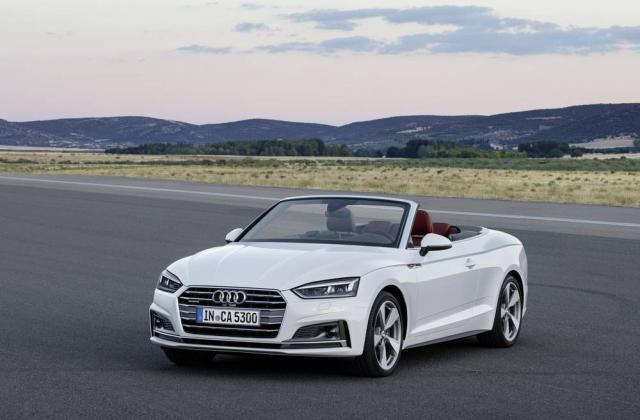 Foto von Audi A5 Cabrio