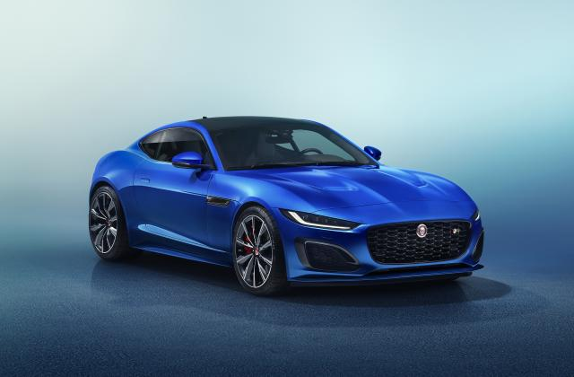 Foto von Jaguar F-Type