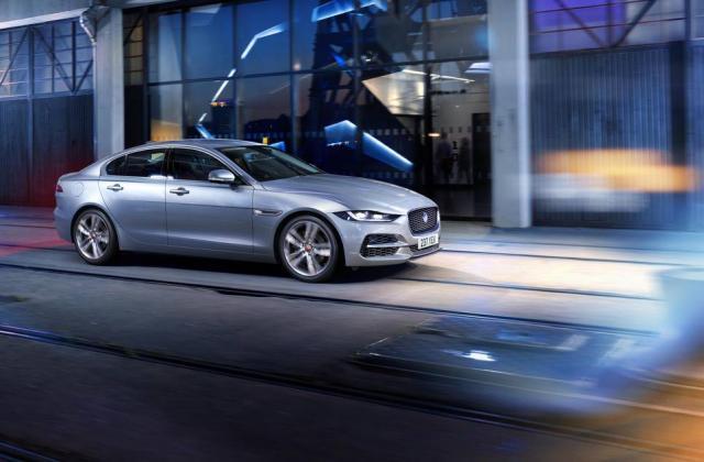 Foto von Jaguar XE