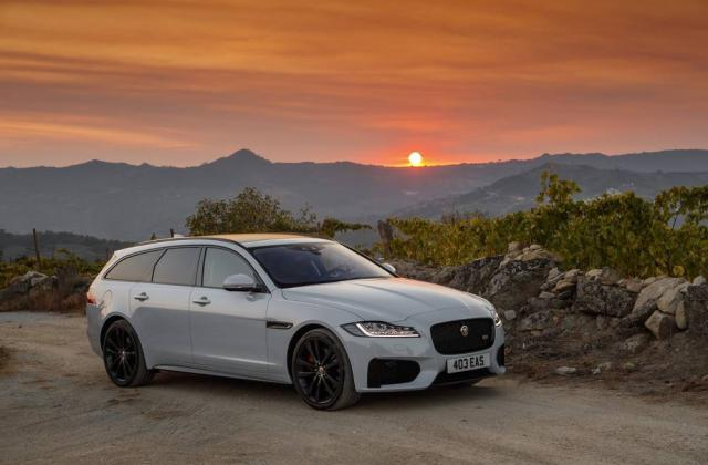 Foto von Jaguar XF Sportbrake