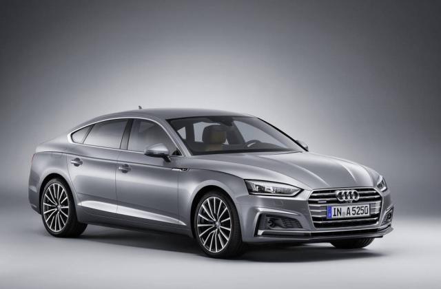 Foto von Audi A5 Sportback