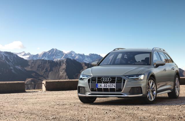 Foto von Audi A6 Allroad