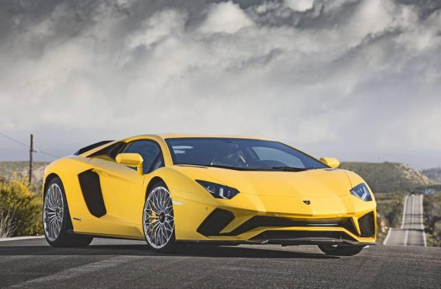 Foto von Lamborghini Aventador