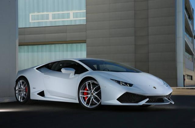 Foto von Lamborghini Huracan