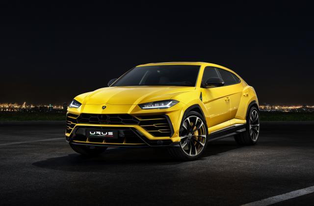 Foto von Lamborghini Urus