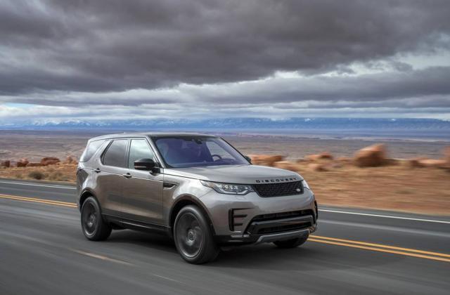Foto von Land Rover Discovery