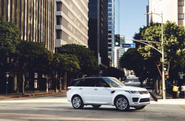 Foto von Range Rover Sport