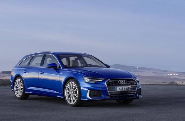 Foto von Audi A6 Avant