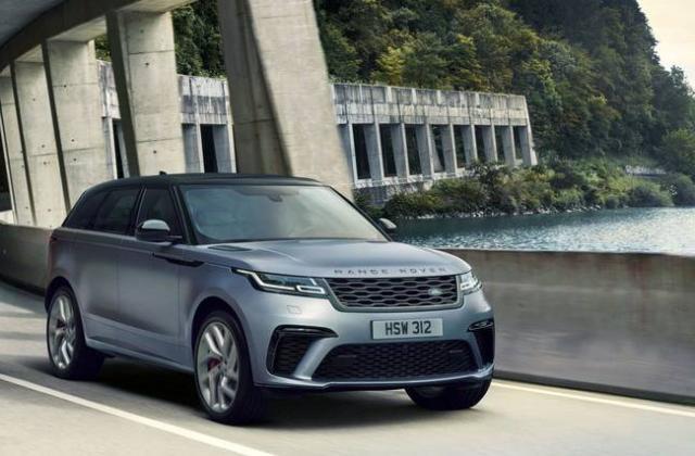 Foto von Range Rover Velar