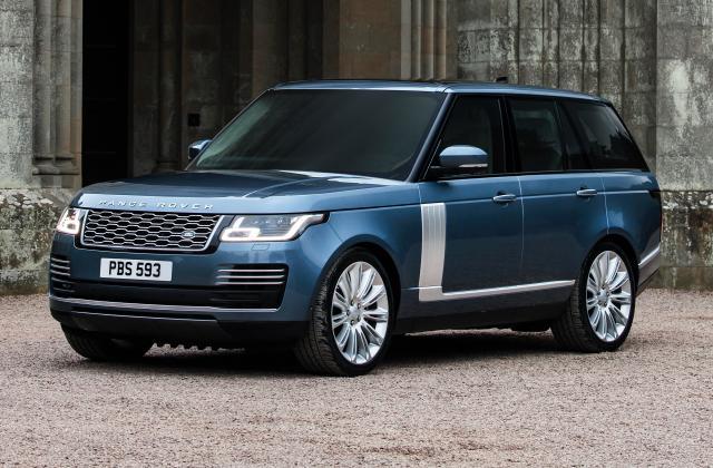 Foto von Range Rover