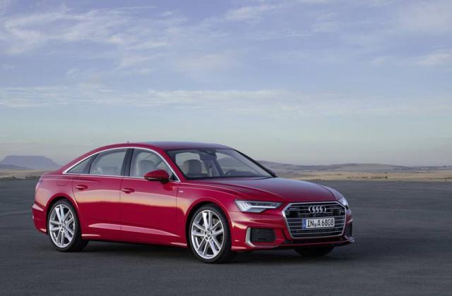 Foto von Audi A6