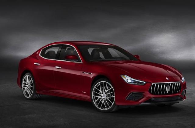 Foto von Maserati Ghibli
