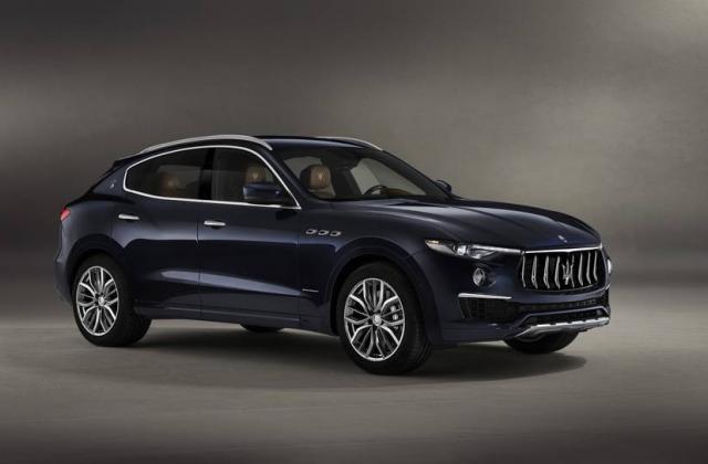 Foto von Maserati Levante