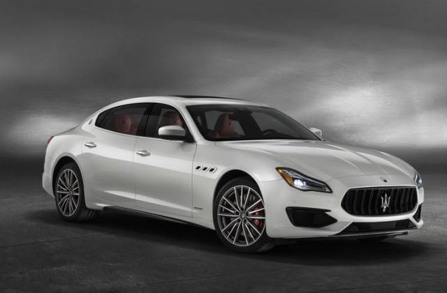 Foto von Maserati Quattroporte