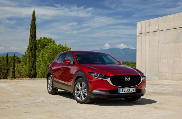 Foto von Mazda CX-30