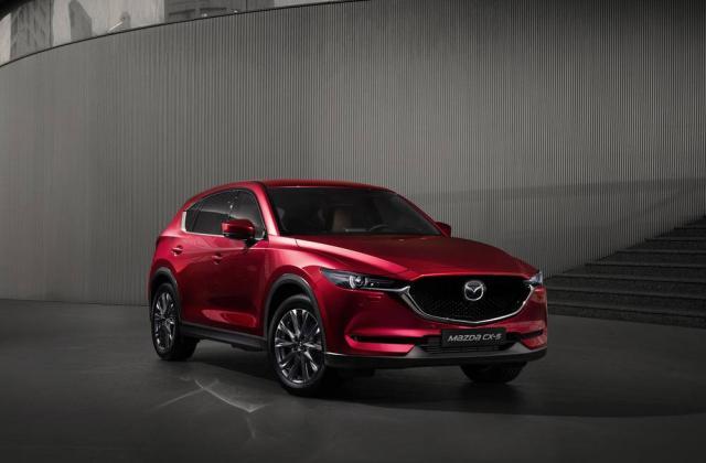 Foto von Mazda CX-5