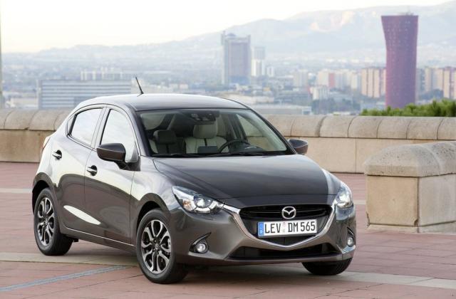 Foto von Mazda 2