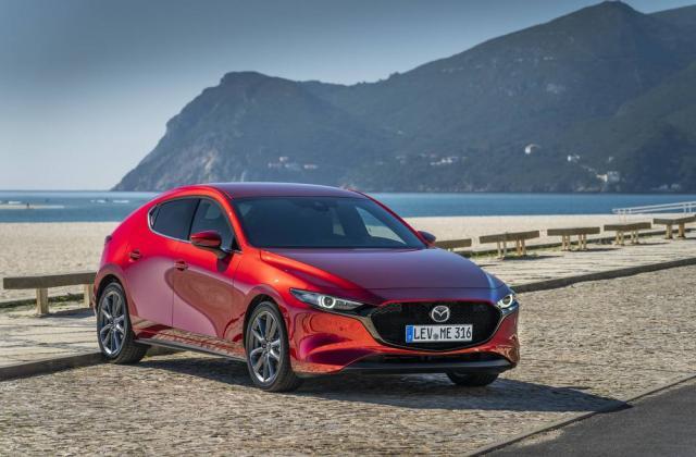 Foto von Mazda 3
