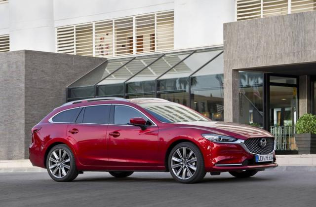 Foto von Mazda 6 SportCombi