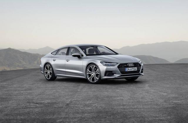 Foto von Audi A7