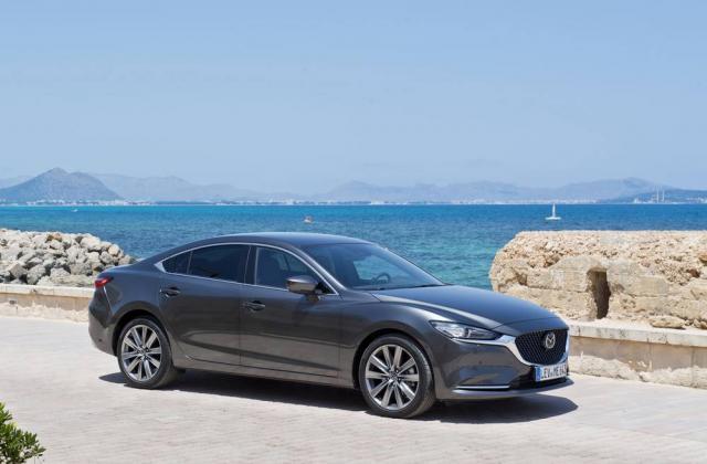 Foto von Mazda 6