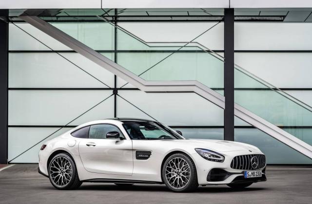 Foto von Mercedes AMG GT