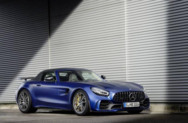 Foto von Mercedes AMG GT Roads.