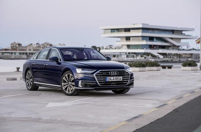 Foto von Audi A8