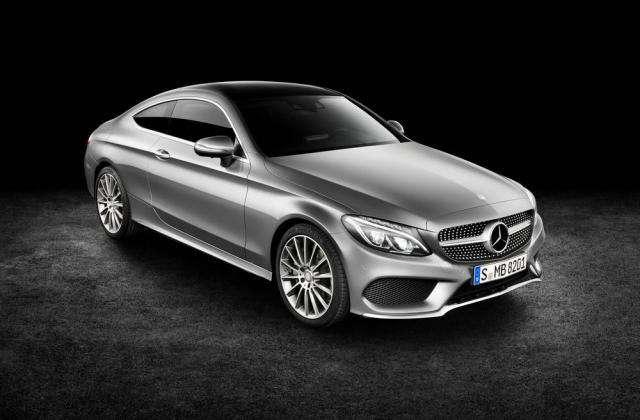 Foto von Mercedes C Coupe